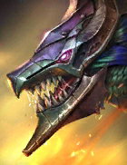 Image du champion : Croc infernal sur Raid Shadow Legends