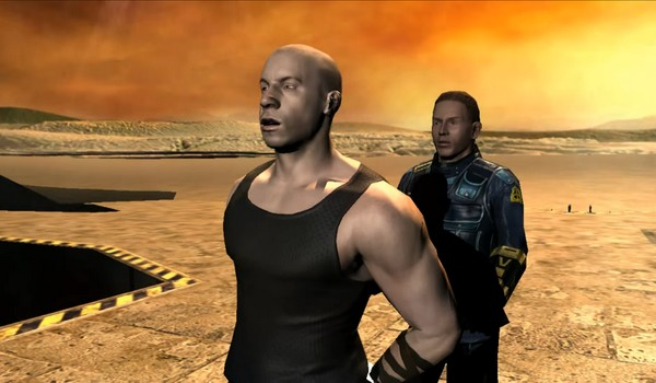 Test de Chronicles of Riddick Escape from Butcher Bay