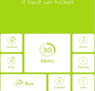 Solution 2ème niveau 94% : il faut un ticket