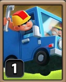 troupe plumber van