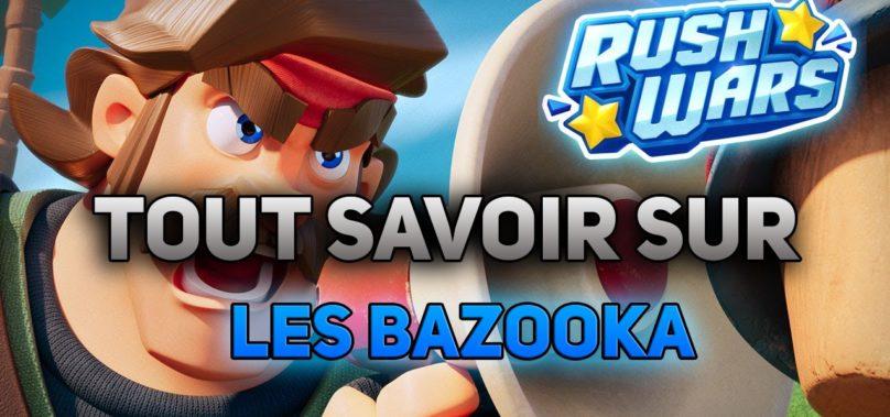 Le Bazooka, troupe rush wars
