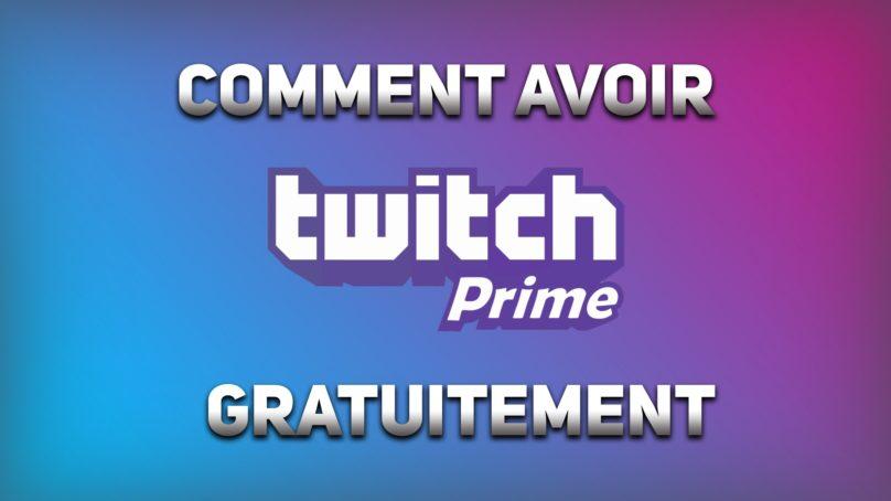 Comment avoir Prime Gaming ( ancien twitch prime) gratuitement ?