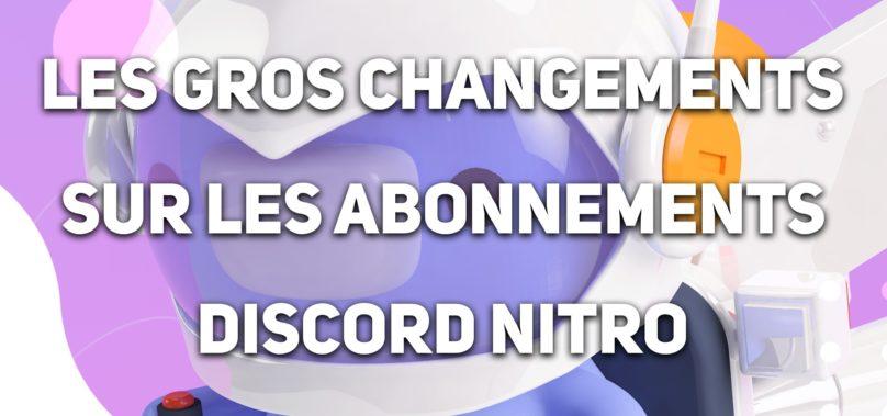 Discord Nitro Games ferme ses portes ? Les changements.