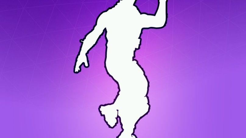 Danse Electro Shuffle Fornite