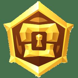 Médaille d'exploration en or