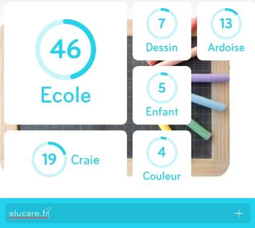 Solution 2ème Niveau 94 Imagephoto Ardoise Alucare