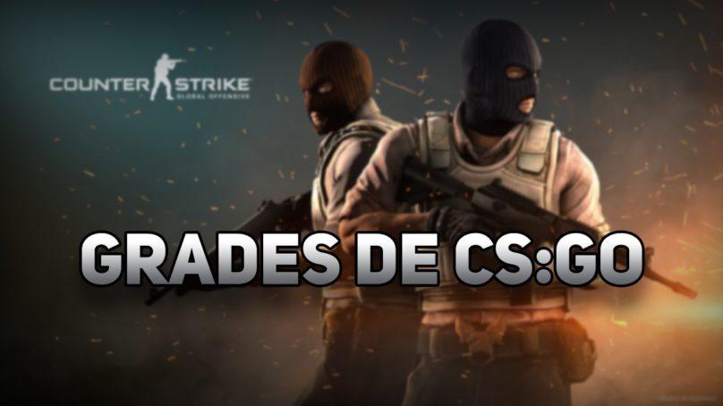 Liste des grades CSGO | Counter-Strike : Global Offensive