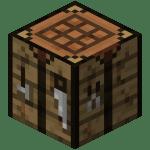Établi Minecraft