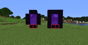 Portail Nether Minecraft