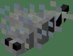 Poisson d'argent Minecraft