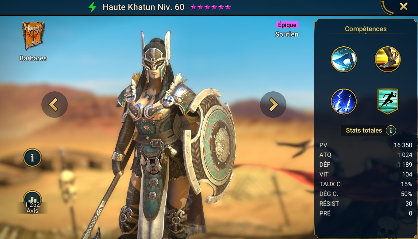 guide raid shadow legend haute khatun