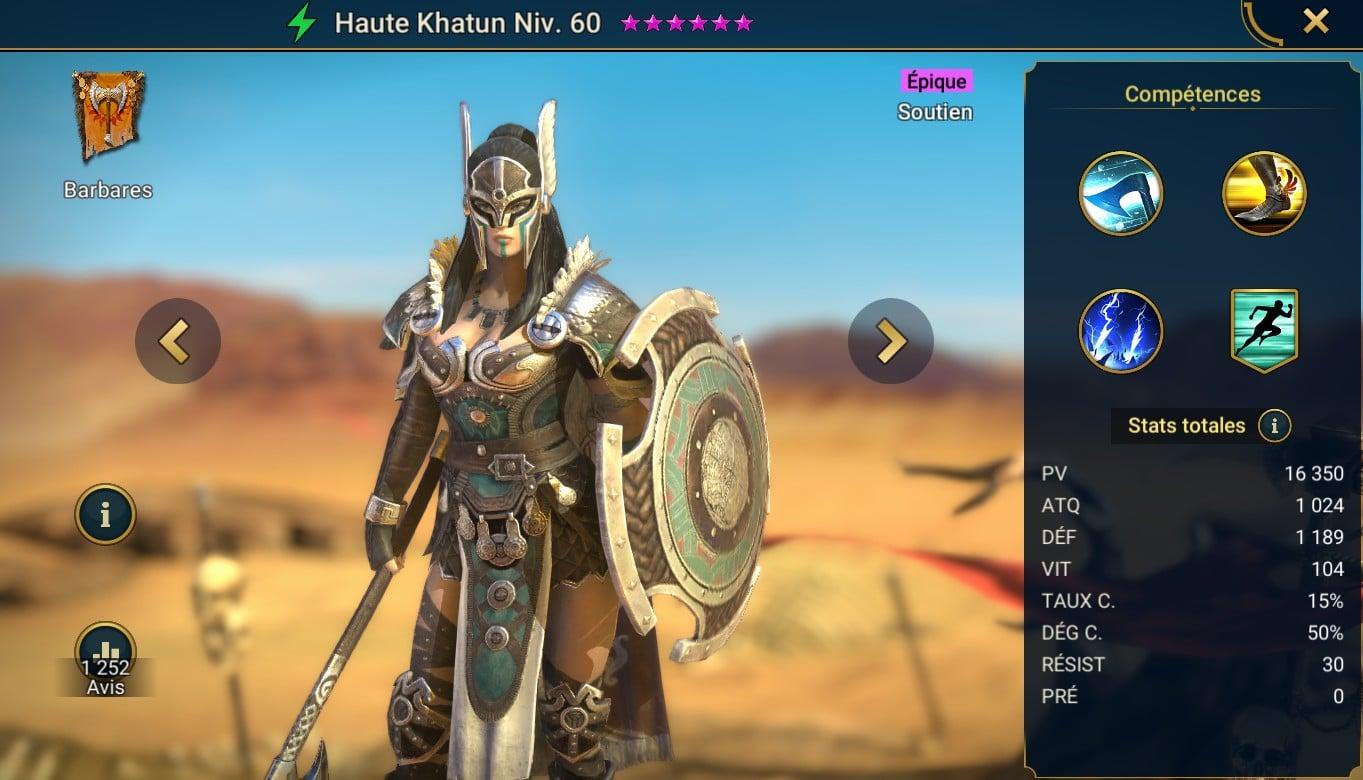guide raid shadow legend haute khatun