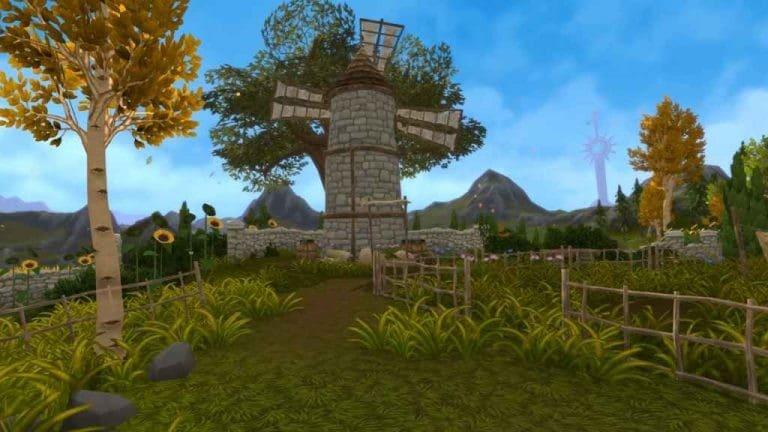 Image du jeu Ilysia, un moulin