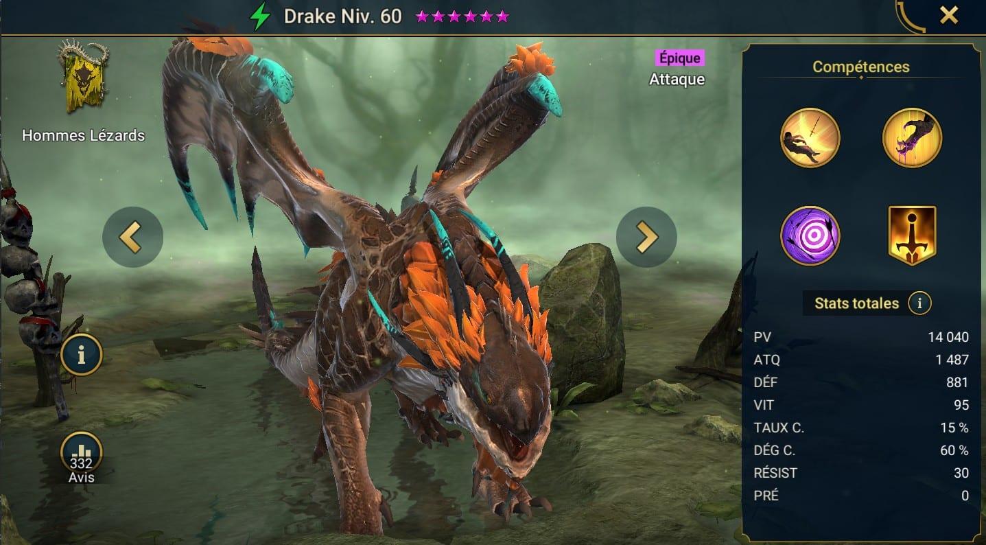 image de profil Drake