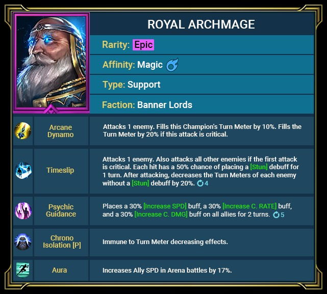 Royal archimage
