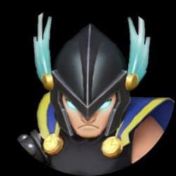 Image du héro Taranis dans Archero